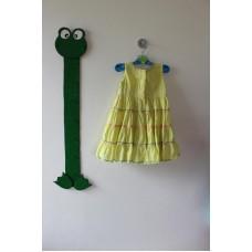 Letní šaty s podšívkou