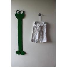 Holčičí kalhoty s páskem
