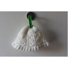 bavlněná čepice; vel. 68