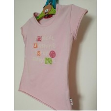 Tričko růžové