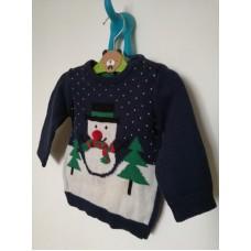 Vánoční svetr vel 74