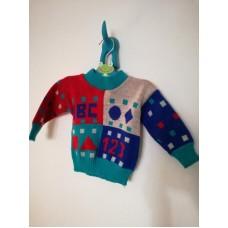 Upletový svetr