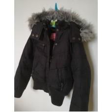 Zimní bunda s kožíškem
