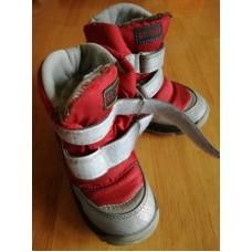 Zimní vysoké boty vel. 25