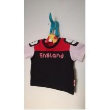 Tričko s krátkým rukávem England