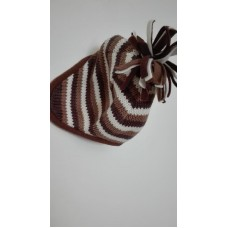 Čepice fleecová obv.44, vel.3-6 měsíců