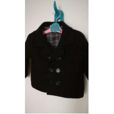 Elegantní černý kabátek pro kluky