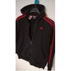 Černá mikina Adidas