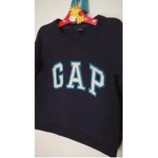 Tmavě modrá mikina GAP