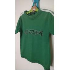 Zelené triko bavlněné