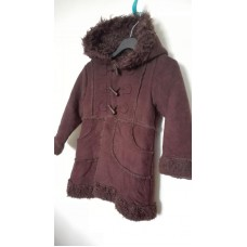 Hnědý kabát