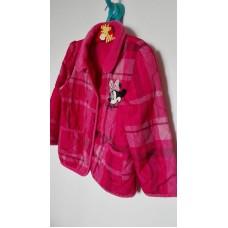Kabátek Minne růžový