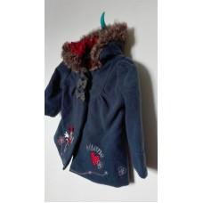 Kabátek na patentky s Minnie