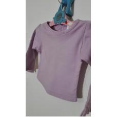 Tričko s dlouhým rukávem  (9-12měs.)