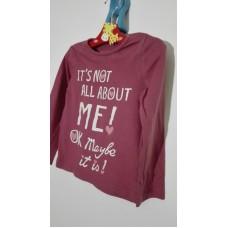Tričko s dlouhým rukávem  (18-24měs.)