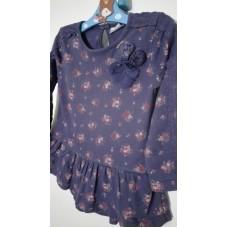 Šaty bavlněné (12-18měs.)