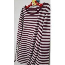 Proužkované tričko (11-12r.)