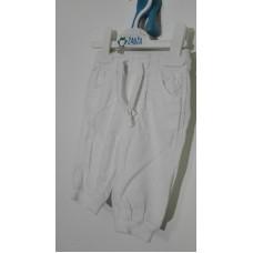 Kalhoty plátěné (2-4měs.)