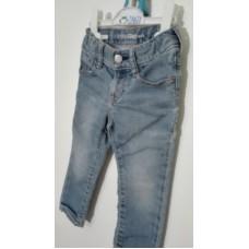 Jeansy  úzké nohavice (18-24měs.)