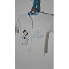 Kabátek kojenecký (0-3měs.)