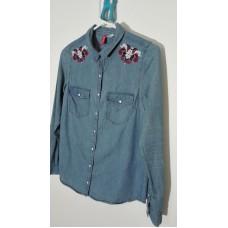 Košile džínová (13-15r.)