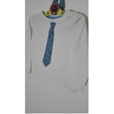 Tričko chlapecké bavlněné (1-2r.)