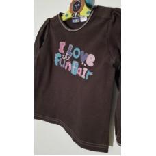 Tričko dívčí(9-12měs.)