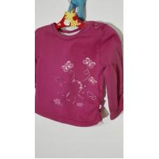 Dívčí tričko (6-12měs.)