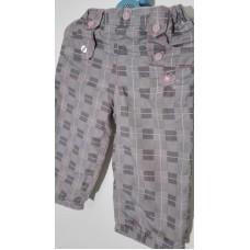 Kalhoty dívčí (9-12měs.)