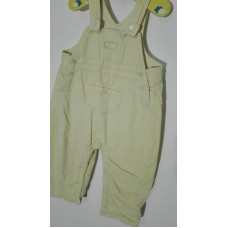 Kalhoty zateplené s laclem (9-12měs.)