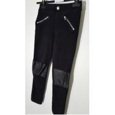 Kalhoty černé (7-9r.)