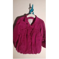 Kabátek jarní/podzim (2-3r.)