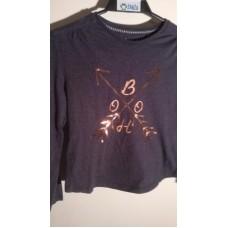 Dívčí tričko s dl.rukávem (10-12r.)