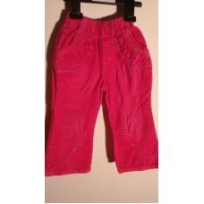 Dívčí kalhoty (18-24m.)