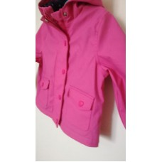 Dívčí nepromokavá bunda vel.80-86