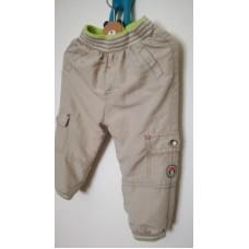 Kalhoty zateplené
