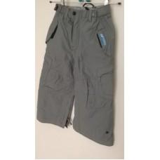 Oteplovací kalhoty vel.116