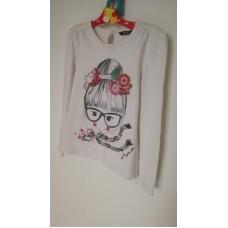 Dívčí tričko  vel.122-128