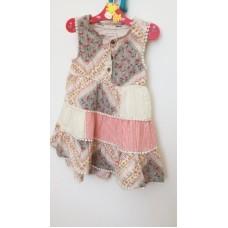 Letní šaty (12-18m.)
