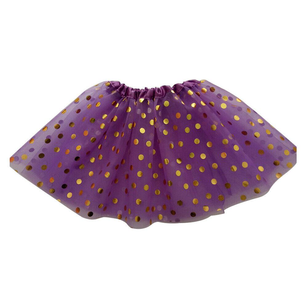 TUTU sukně fialová