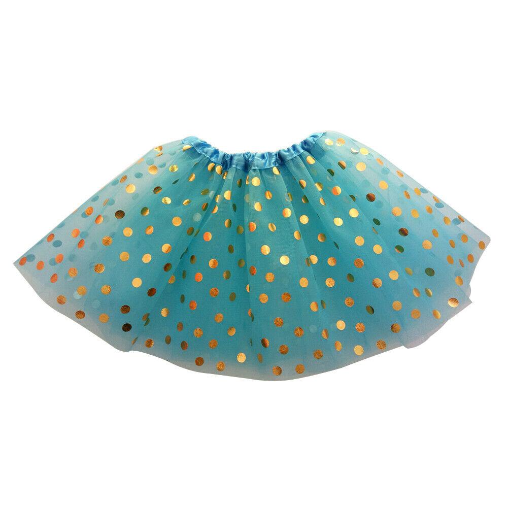 TUTU sukně tyrkysová