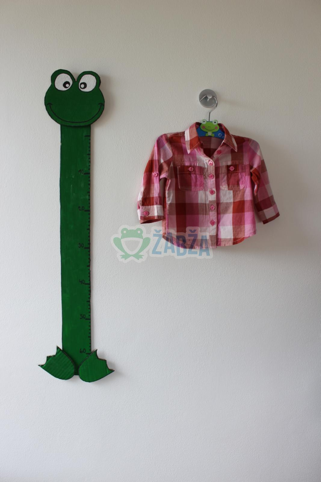 Holčičí košile s dlouhým rukávem