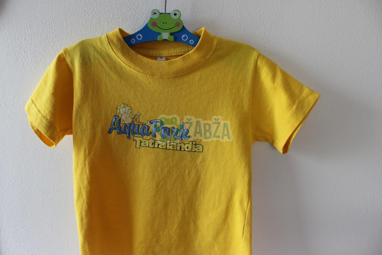 Bavlněné triko