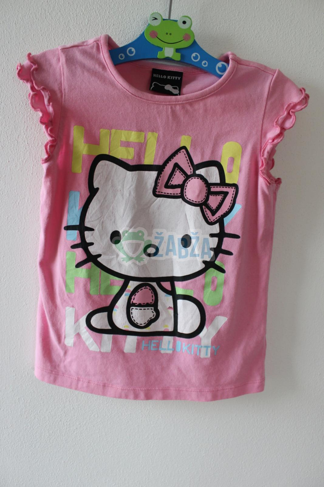 "Holičí triko ""Hello Kitty"""