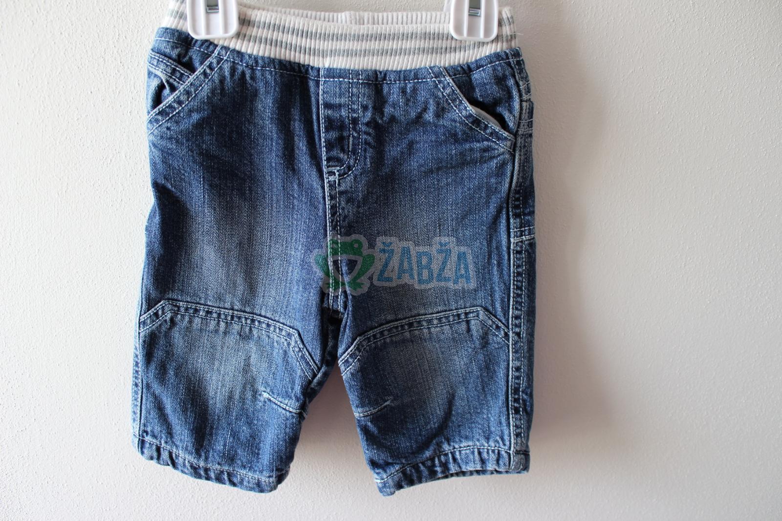 Kalhoty do gumou