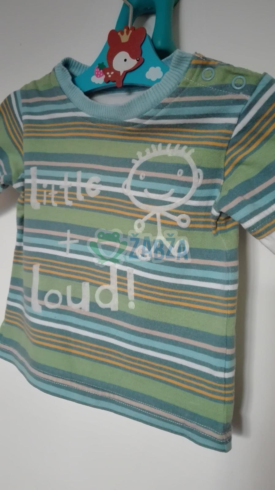 Tričko bavlněné