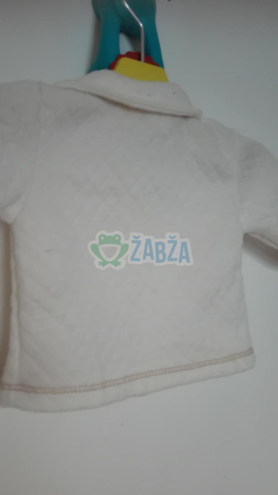 Kabátek kojenecký