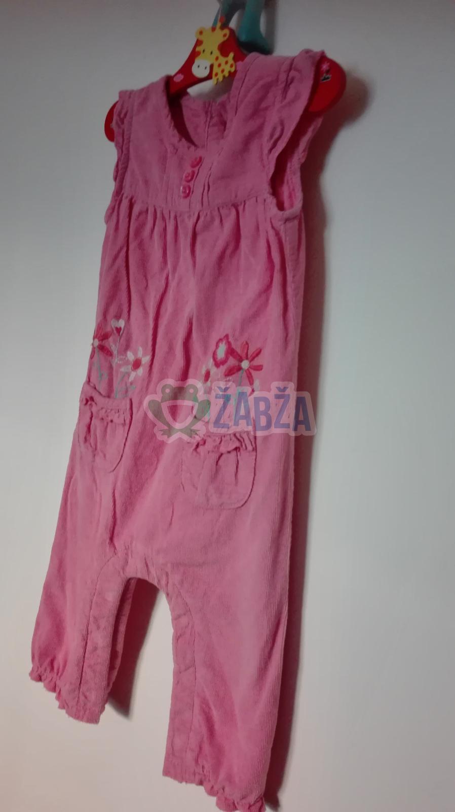 Kombinéza-kalhotky