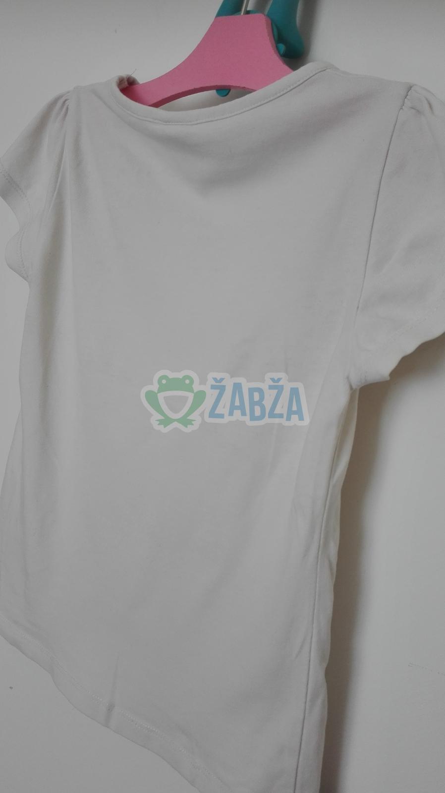 Tričko bílé