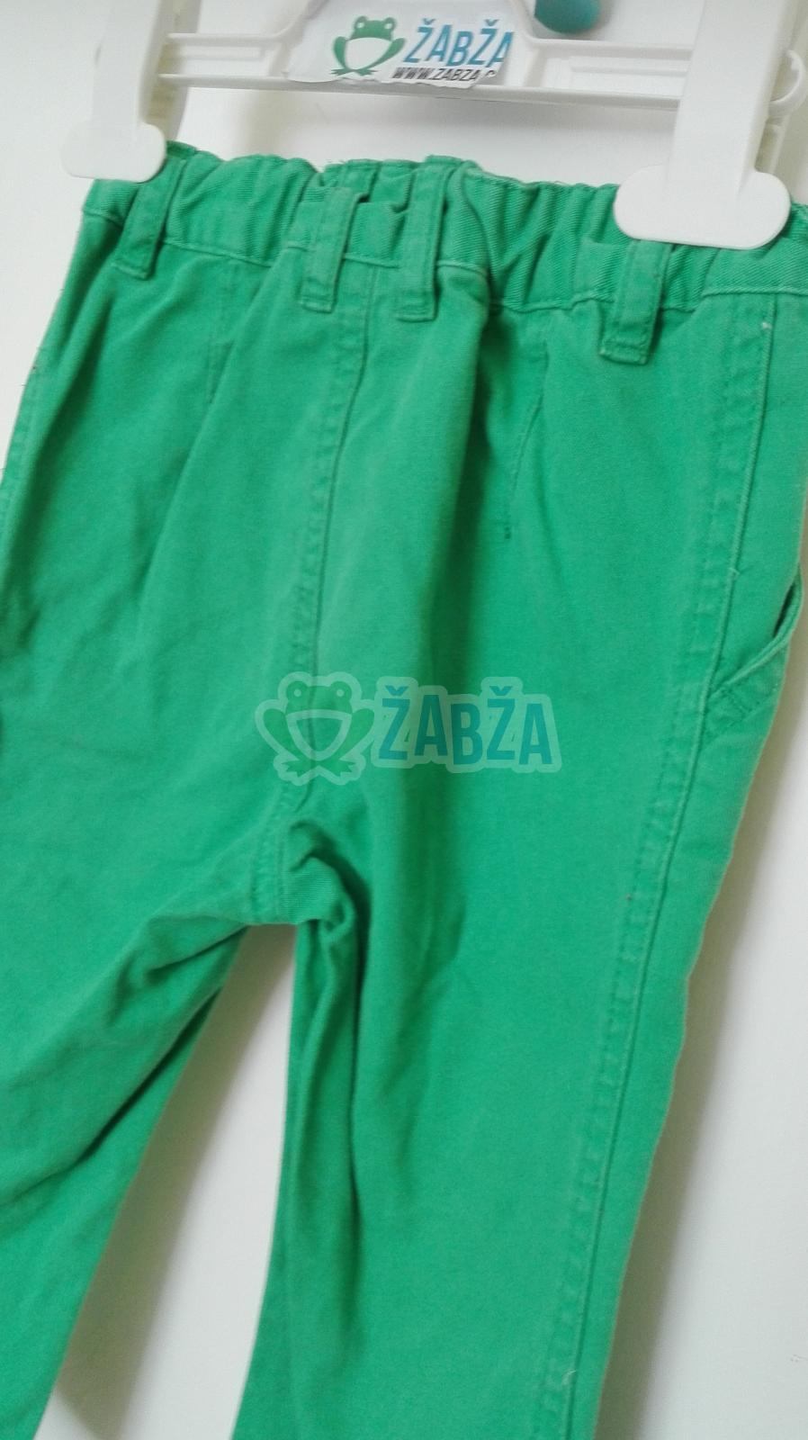 Kalhoty plátěné